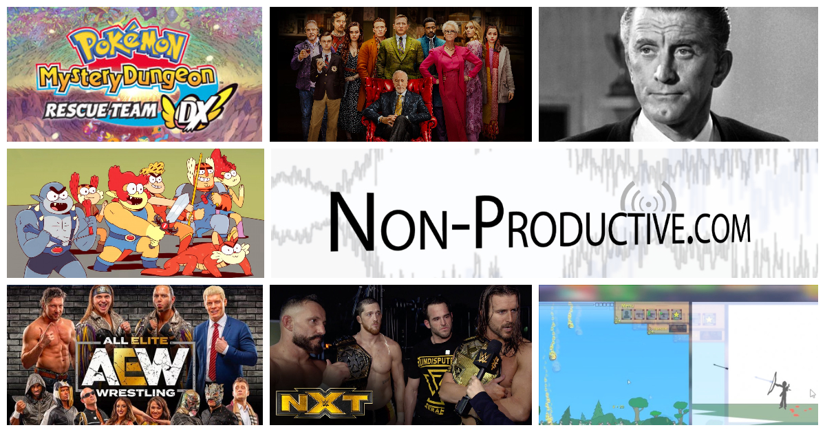 It's NON-PRODUCTIVE! – SEASON 25!!!