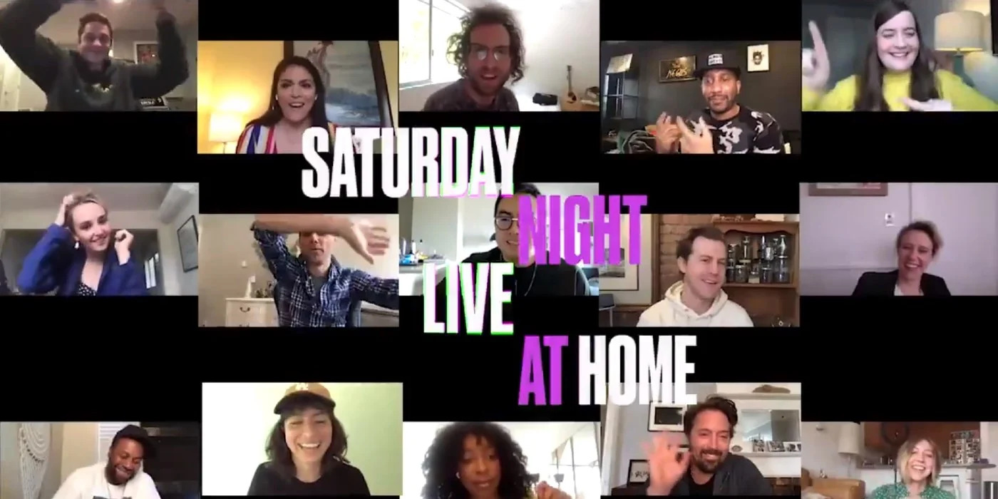 SNL Nerds – Episode 82 – SNL at Home #2