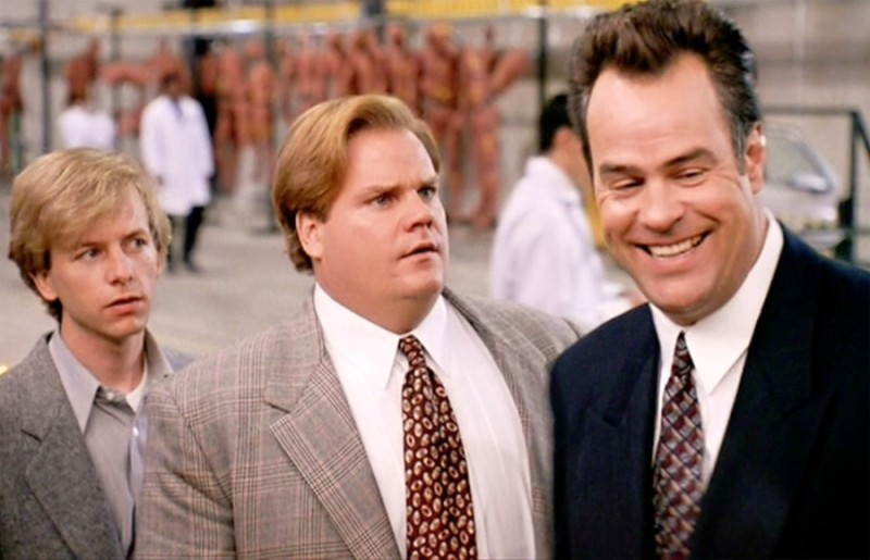 SNL Nerds – Episode 93 – Tommy Boy (1995)