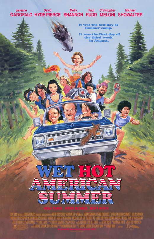 SNL Nerds – Episode 98 – Wet Hot American Summer (2001)