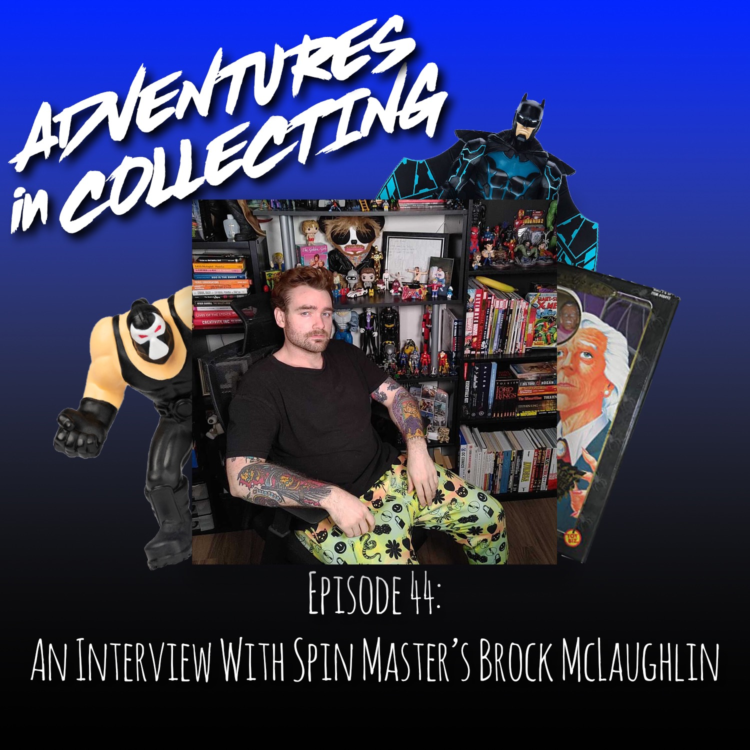 An Interview with Spin Master's Brock McLaughlin – Adventures in Collecting