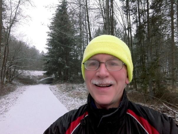 PolarNight Halbmarathon im Nethegau mit Willi Düweke