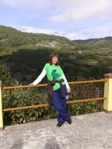 Nogueira de Ramuín, na Ribeira Sacra