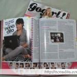 Nonadita di Majalah Gogirl