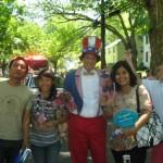 Perayaan 4th of July di Washington, DC