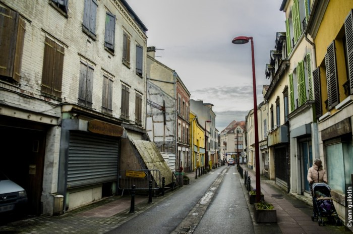 Rue de Gonesse Crédit Photo @Yann Guillotin