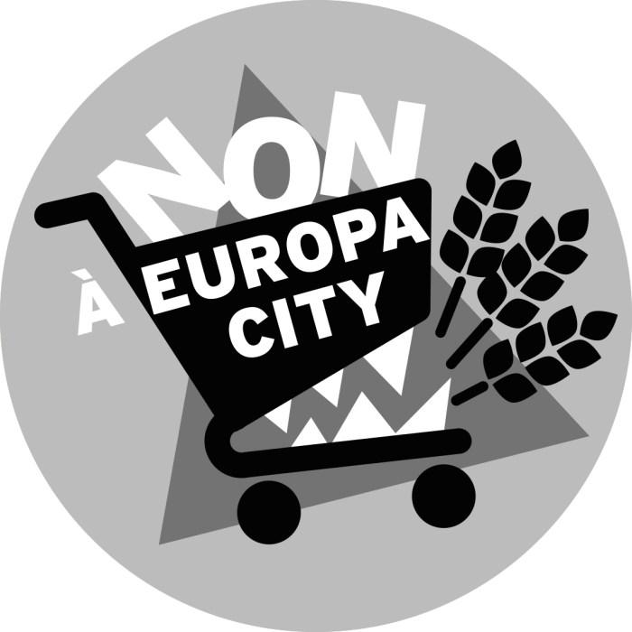 Logo Noir et Blanc pour impressions sans texte version 1