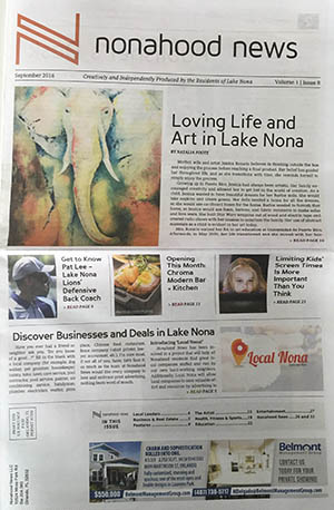 Lake Nona News Publication