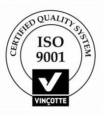 ISO9001のロゴ