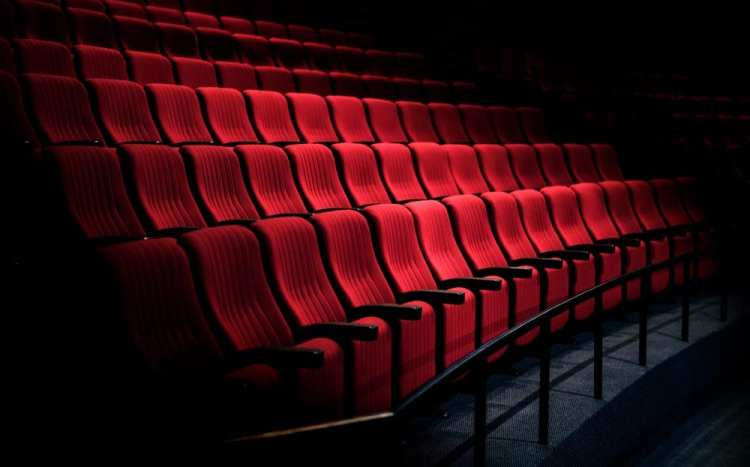 Coastal Maine movie theaters
