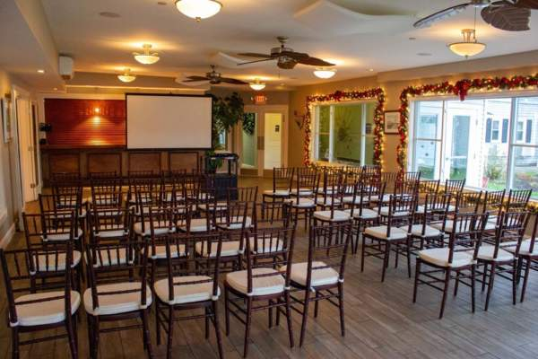 Maine conference rooms