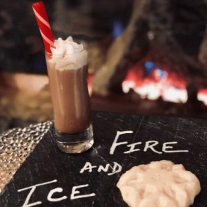 Fire & Ice drink kit
