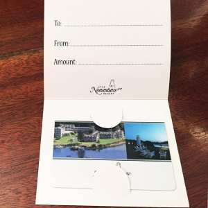 Kennebunkport resort gift card
