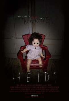Heidi - locandina del film horror