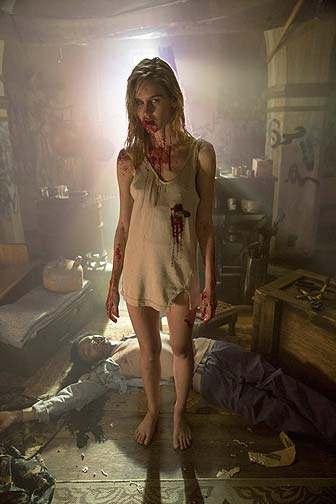 Lexi Johnson - Fear The Walking Dead