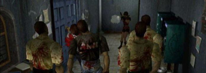 Resident Evil 2 - Giochi di zombie