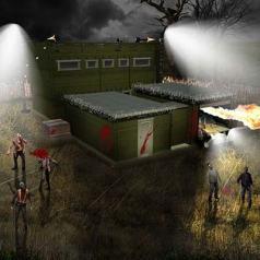 Rifiugio anti-zombie