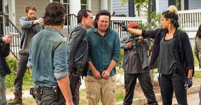 The Walking Dead 7x08 recensione