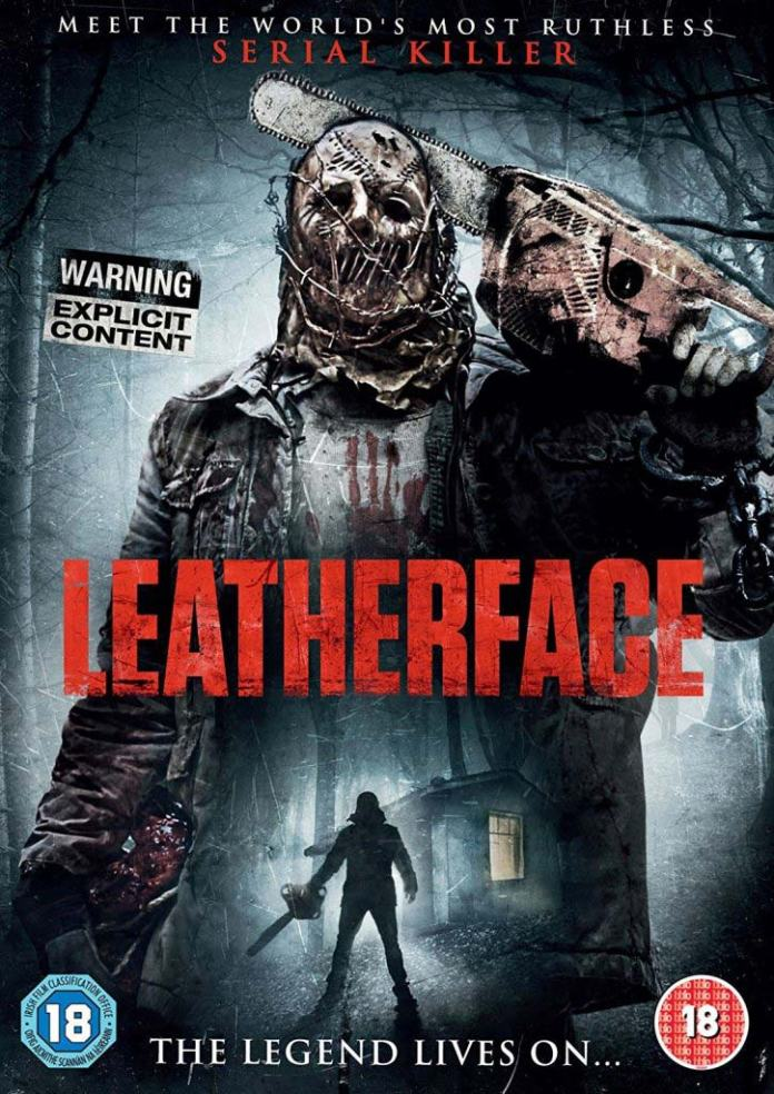 Leatherface cover UK