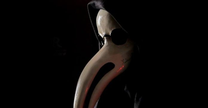 The Plague Doctor film