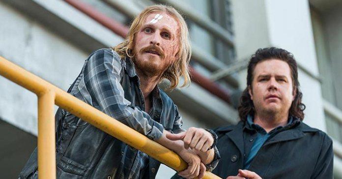 The Walking Dead 7x11 - Dwight e Eugene