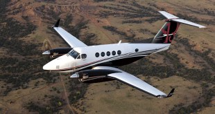 We Fly: Beechcraft King Air 250