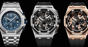 Audemars Piguet Unveils a Taste of What's to Come for Royal Oak Offshore's Anniversary
