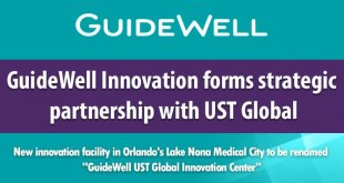 GuideWell Innovation forms strategic partnership with UST Global