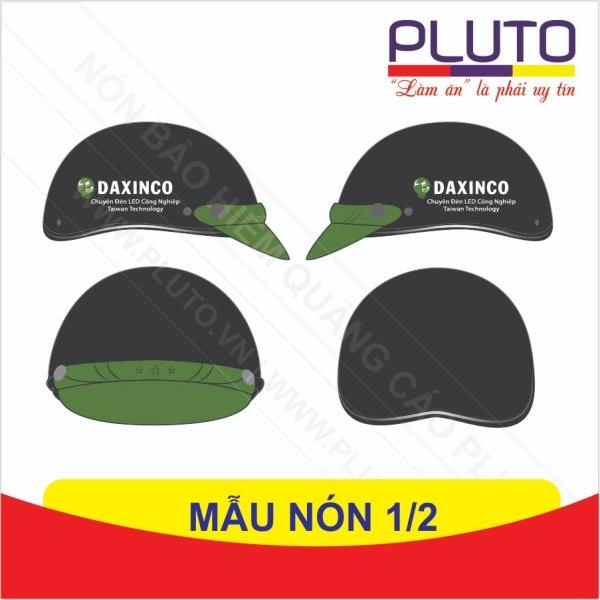Mẫu nón quà tặng - Đèn Led công nghiệp Daxinco