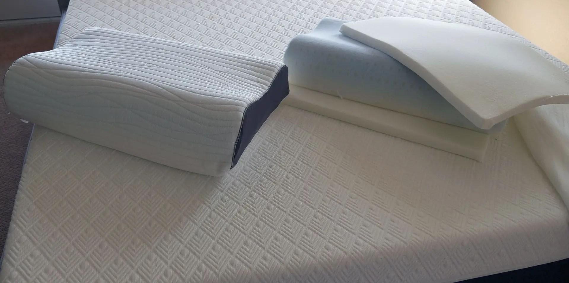 dreamcloud pillows 2021 non biased reviews
