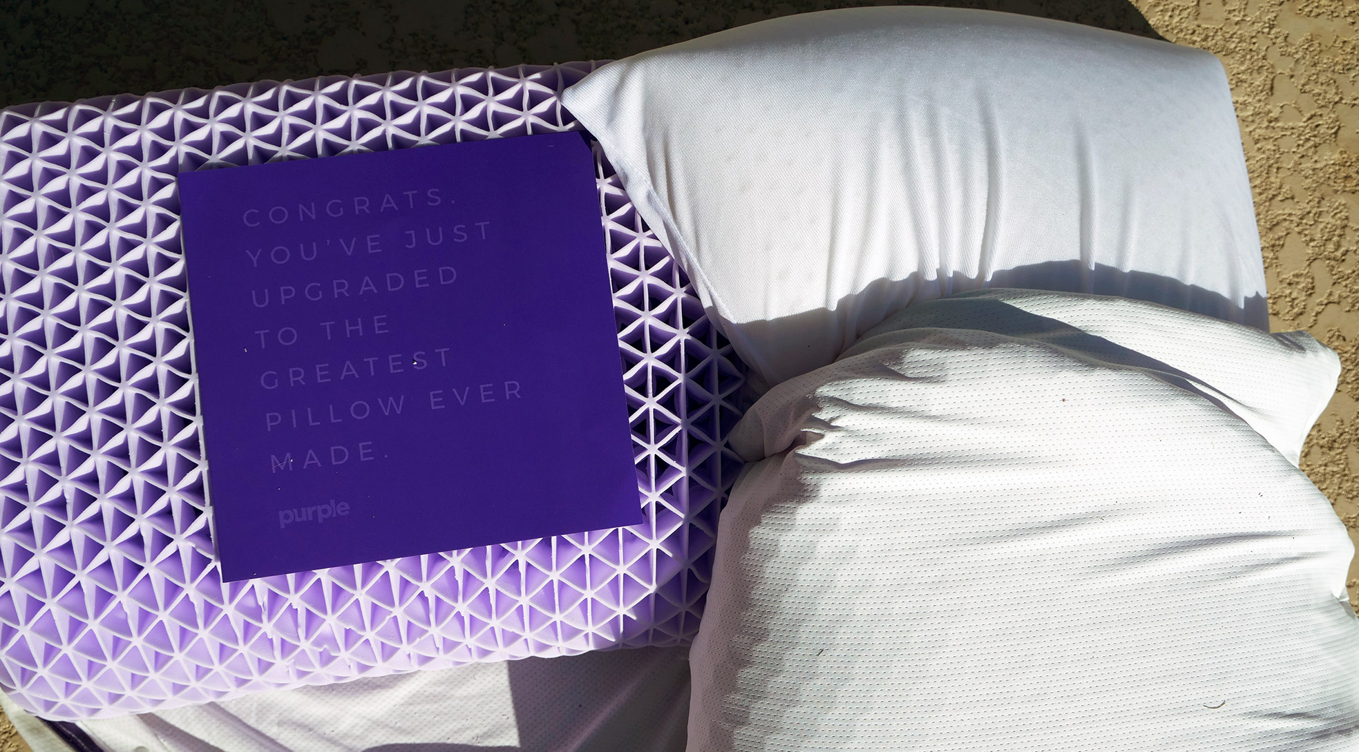 purple pillow review 2021 non