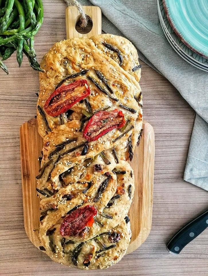Pan farro agli asparagi: Ingredienti - Non Chiamatela Dieta