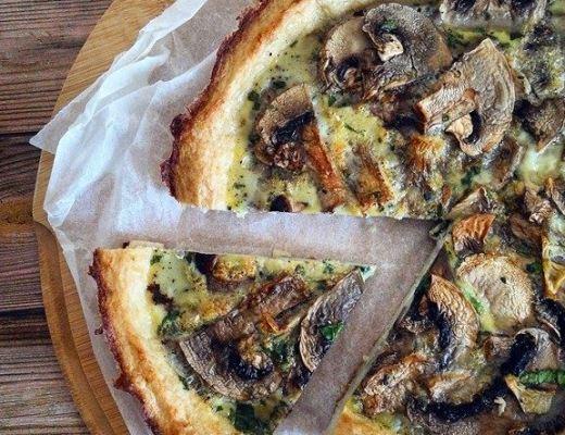 Torta salata di Cavolfiore - Non Chiamatela Dieta