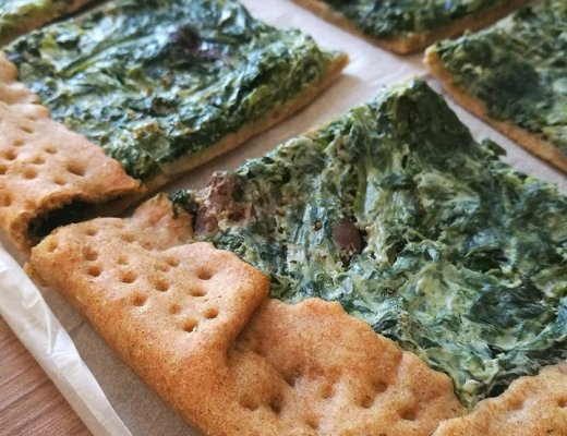 Torta salata di Farro: Ingredienti - Non Chiamatela Dieta