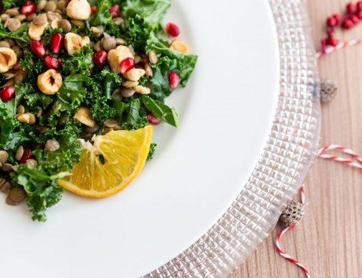 Ricetta Veloce: Insalata Agrumata invernale - Non Chiamatela Dieta
