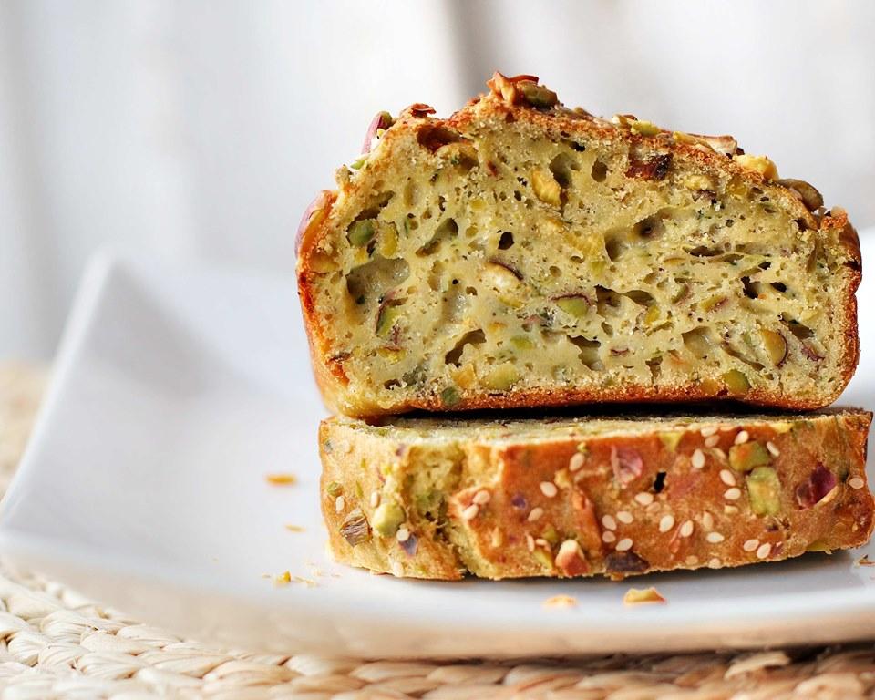 Plumcake salato ai Pistacchi - Procedimento - Non Chiamatela Dieta