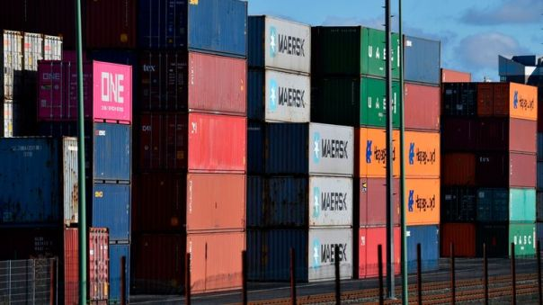 The company is particularly sensitive to trade disruptions