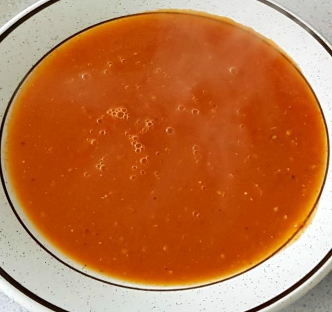 Tomato soup title image