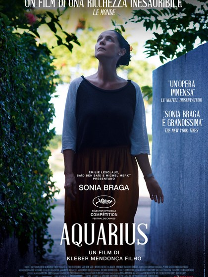 """#Aquarius: """"Scolpire il tempo"""""""