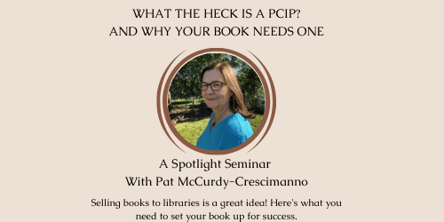 What The Heck Is A PCIP? And Why Your Book Needs One.