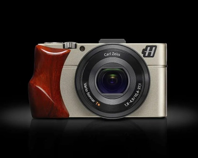 Hasselblad expands compact luxury camera line with Wi-Fi and NFC-enabled stellar II