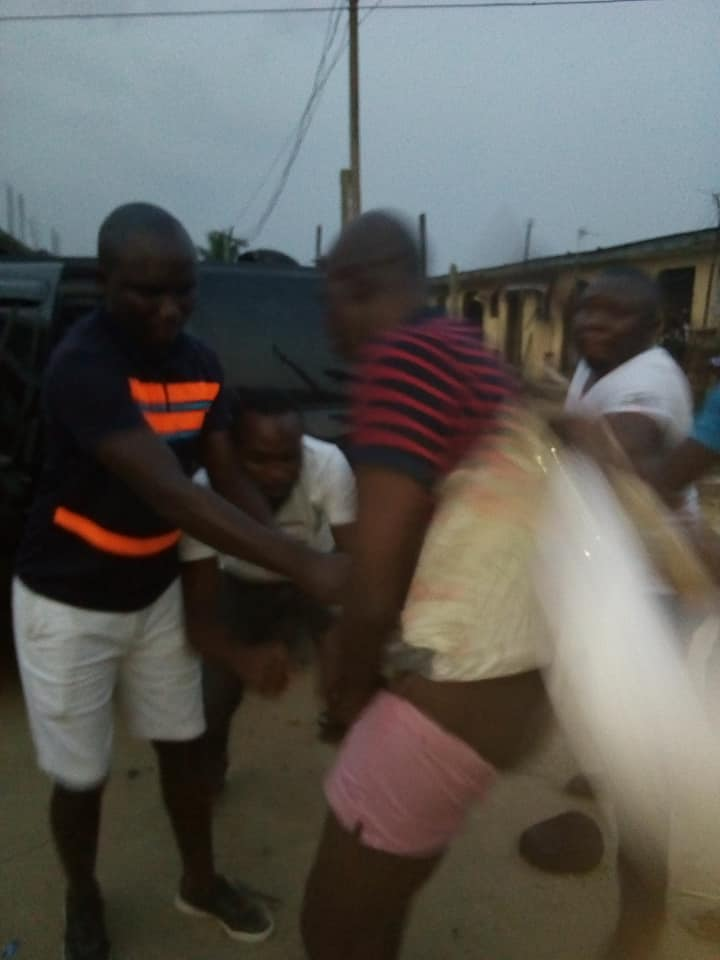 Lecturer Caught Raping 6-Year-Old Girl In Bayelsa