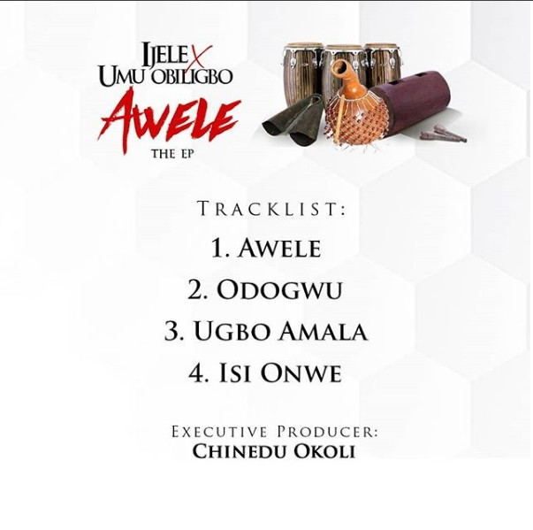 DOWNLOAD ALBUM: Flavour x Umu Obiligbo – Awele (EP)