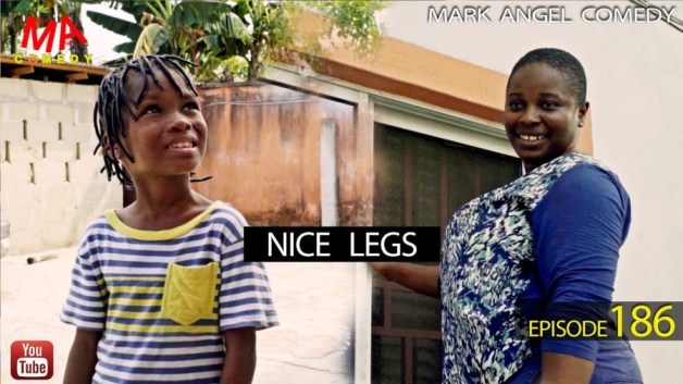 Mark Angel Comedy – Nice Legs