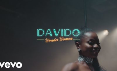 VIDEO: Davido – Wonder Woman