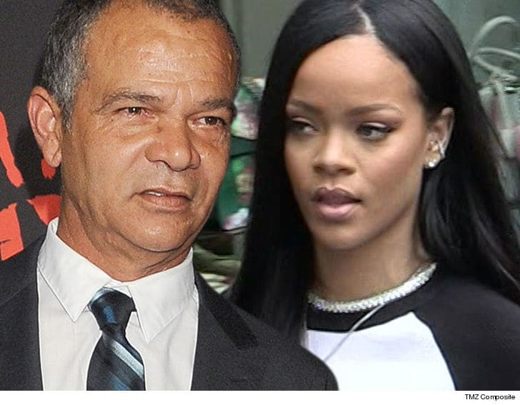 Rihanna Sues Her Own Dad For Stealing Her Fenty Brand Name