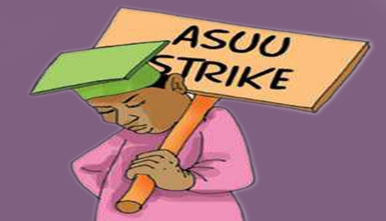 BREAKING NEWS!!: ASUU Strike Has Been Suspended