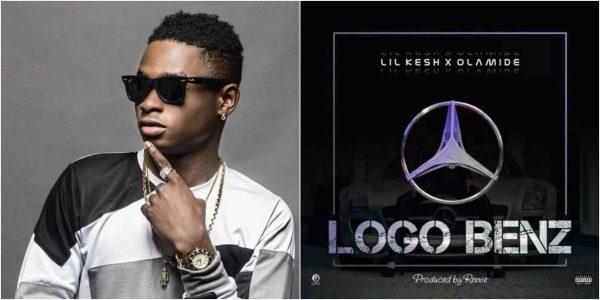 I never regret singing Logo Benz – Lil Kesh