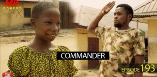 Comedy Video: Mark Angel Comedy – Commander
