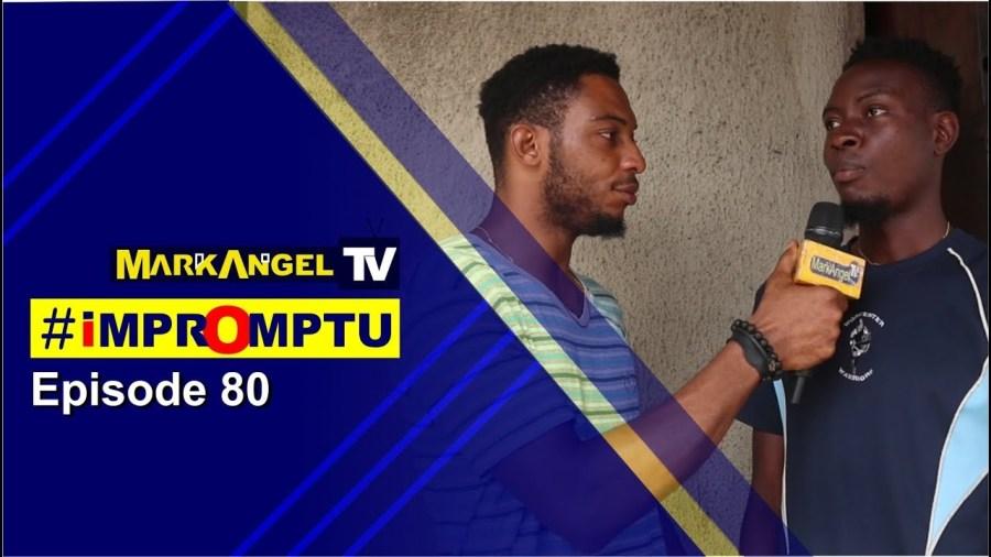 Comedy Video: Mark Angel TV Impromptu – Episode 80 (New Year Resolution)